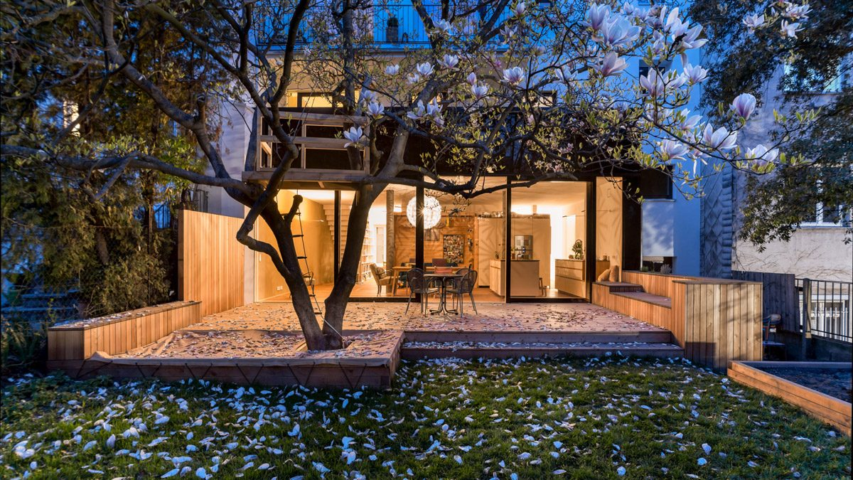 Terrasse | Sonnensegel | Garten
