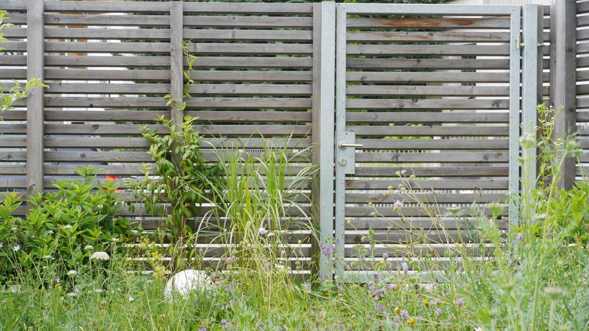 Gartenzaun & Sichtschutz