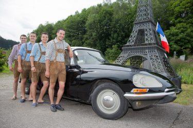 Bild zu Praktikanten: Kooperation mit Frankreich