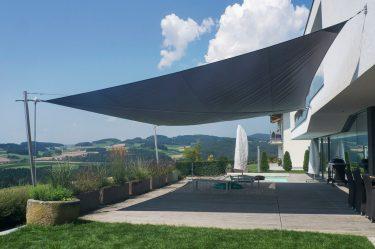 Bild zu 50 m² Sonnensegel – Soliday M