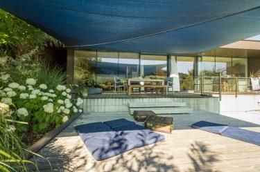 Bild zu Treppenförmige Terrasse